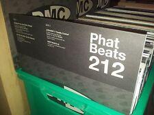 """DMC PHAT BEATS HIP HOP & R&B REMIXES 12"""" RECORD COLLECTION LOT NEW OLD STOCK DJ"""