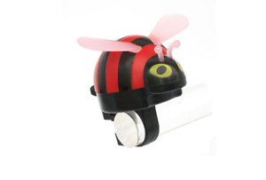 Many Bells Red Bee Fun Bicycle Bike Cycle Bell Exercise Family Present Gift