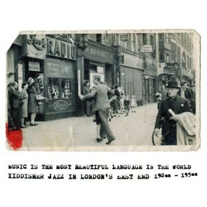 YIDDISH-JAZZ-IN-LONDON-039-S-EAST-END-1920-1950-GERMANY-IMPORT-LP-ORIGINALLY-ON-78s
