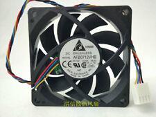 1pc CPU Heatsink Modual DC Fan AFB0712VHB φ8.1X1.6cm 12V 0.55A ASUS Delta