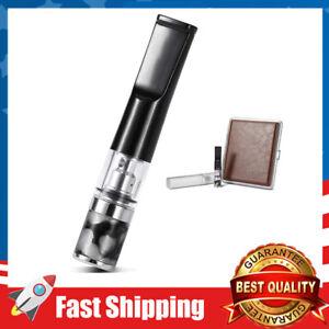 Cigarette Filter Holder Portable Reusable Clean Tar Smoke Tobacco Filter Holder