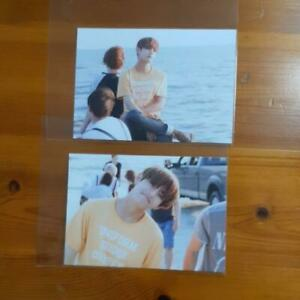 BTS Tae Hyun Official Butterfly Dream Photo Set