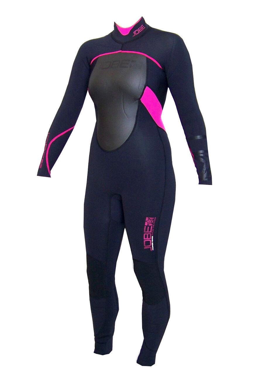 Jobe Progress Full Suit Full Flex 3 2.5 Women Pink  Neoprene Wetsuit Wetsuit S-N  discount low price