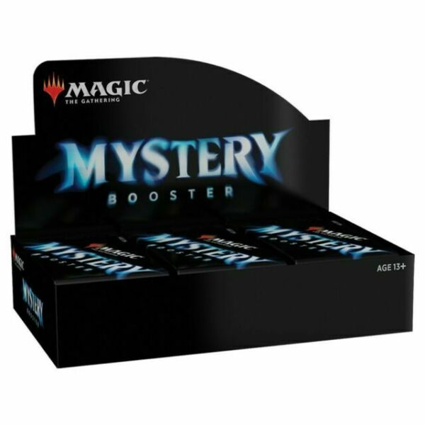 Magic The Gathering Gush Mystery Booster Used
