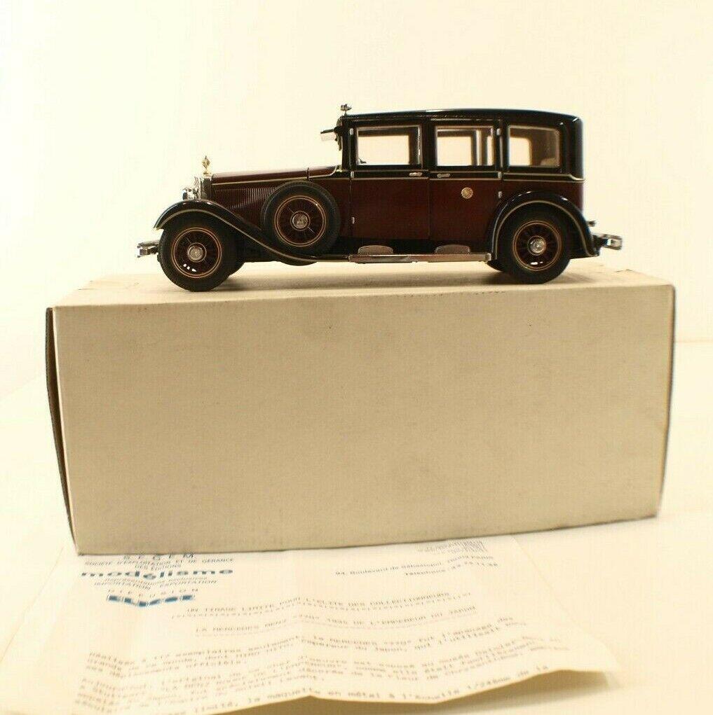 Lemaco Prestige Models (Japan) - 1935 Mercedes-Benz Typ 770 - Limited Ed 1 24