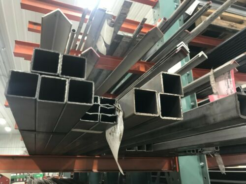 "Steel Rectangular Tubing 2/""X 3/"" X .125/"" X 72/"""