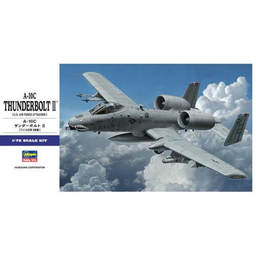 Hasegawa #01573 1//72 A-10C Thunderbolt II