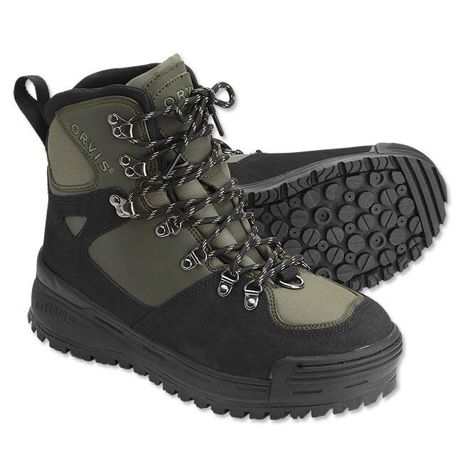 NEW -  Orvis Clearwater Wading Boot-Vibram-9 - FREE SHIPPING