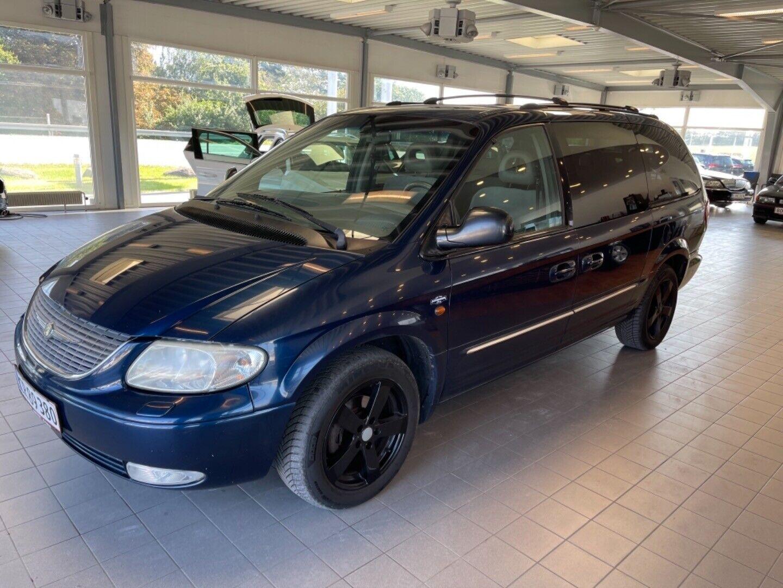 Chrysler Grand Voyager 3,3 Limited aut. 5d - 39.900 kr.