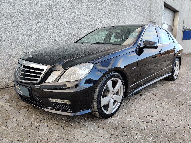 Mercedes E350 3,0 CDi Avantgarde aut. 4Matic BE 4d - 224.800 kr.