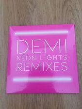 Demi Lovato Neon Lights Remixes