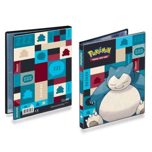 Pokemon 4-Pocket Portfolio Snorlax #85528 von Ultra Pro