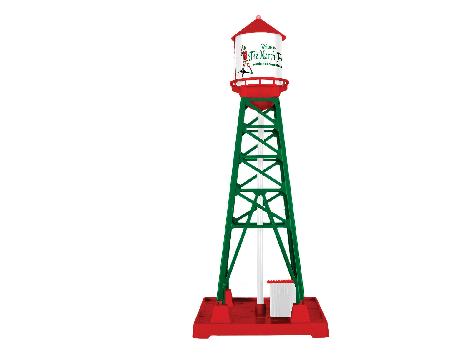 LIONEL  84797 Plug-Expand-Play Christmas Industrial Tower