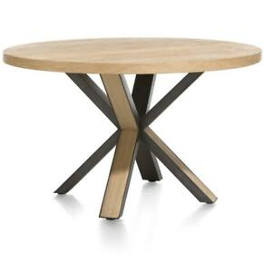 Image Is Loading FURNITURE VILLAGE HABUFA  DETROIT STARBURST TABLE DIRECT FROM