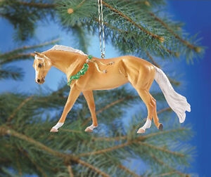 Breyer 700506 Palomino Quarter Horse Porcelain Holiday ...
