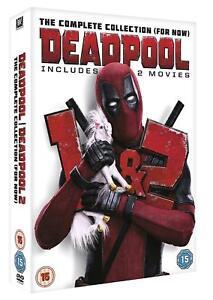 Deadpool-Double-pack-DVD-Films-1-amp-2