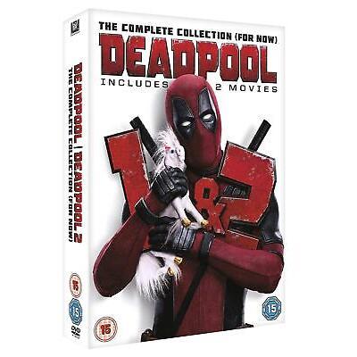 Deadpool Double pack (DVD)
