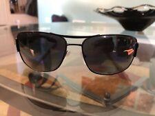 Sunglasses Police IMPACT 1 SPL152N 0AG5 Unisex Grey Square Gradient