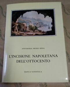 A-Negro-Spina-L-039-incisione-napoletana-dell-039-Ottocento