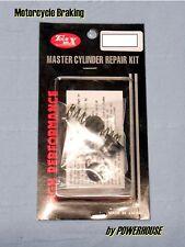 Honda CBR 250 RJ RK MC19 front brake master cylinder seal repair kit 1988 1989