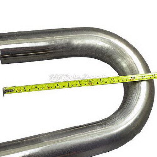 "3/"" 45 180 U Mandrel Bend Pipe Tubing Tube 304 Stainless"