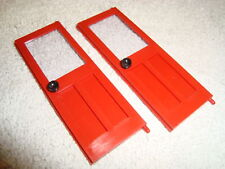 Lgb 46653 Great Northern Caboose Empty Red Window Box With Inserts Only New! G Scale Other G Scale