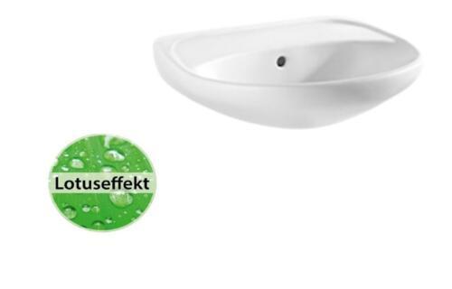 Waschtisch Waschbecken Farbe weiss 3 Größen LOTUSCLEAN *
