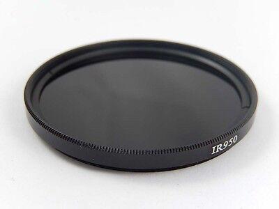 vhbw Parasol de Objetivo 52mm Negro para c/ámaras Canon EF-M 55-200 f4.5-6.3 IS STM Canon EF-S 24 mm 2.8 STM.
