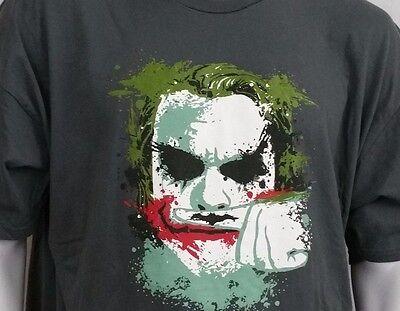 "JOKER /""HA HA HA /"" SHORT SLEEVED WOVEN SHIRT FOR MEN ~DC COMICS~ SUICIDE SQUAD"