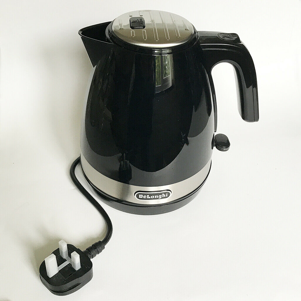 Delonghi ACTIVE Kettle Black KBLA3001