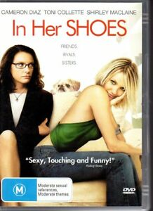 IN-HER-SHOES-DVD-R4-2006-Cameron-Diaz-Toni-Collette-LIKE-NEW-FREE-POST