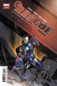 2020-Rescue-2-Of-2-2020-Marvel-Comics-First-Print-Medina-Cover