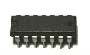 2 x MC14082BCP HCF4082BE - 2 AND 4 entrees (= CD4082 )