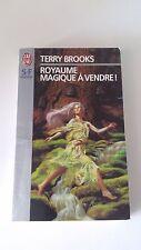 Terry Brooks - Royaume magique à vendre ! - J'ai Lu