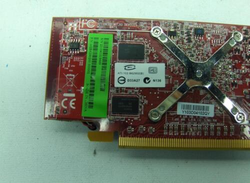 ATI Radeon HD3450 256MB PCI-E x16 Low Profile Video Card 109-B62941 102-B62902