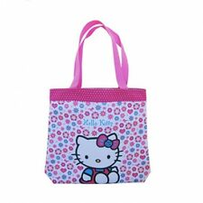 Hello Kitty 'Folksy' Tote Bag Shopping Shopper Brand New Gift
