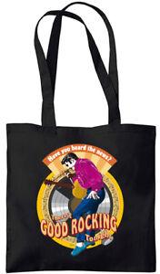 Elvis Presley - Good Rocking Tonight - Tote Bag (Jarod Art Design)