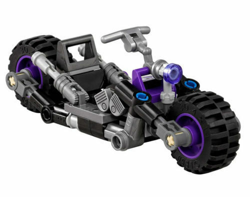Lego The Batman Movie 70902 Catwoman Motorcycle (No Minifigure)