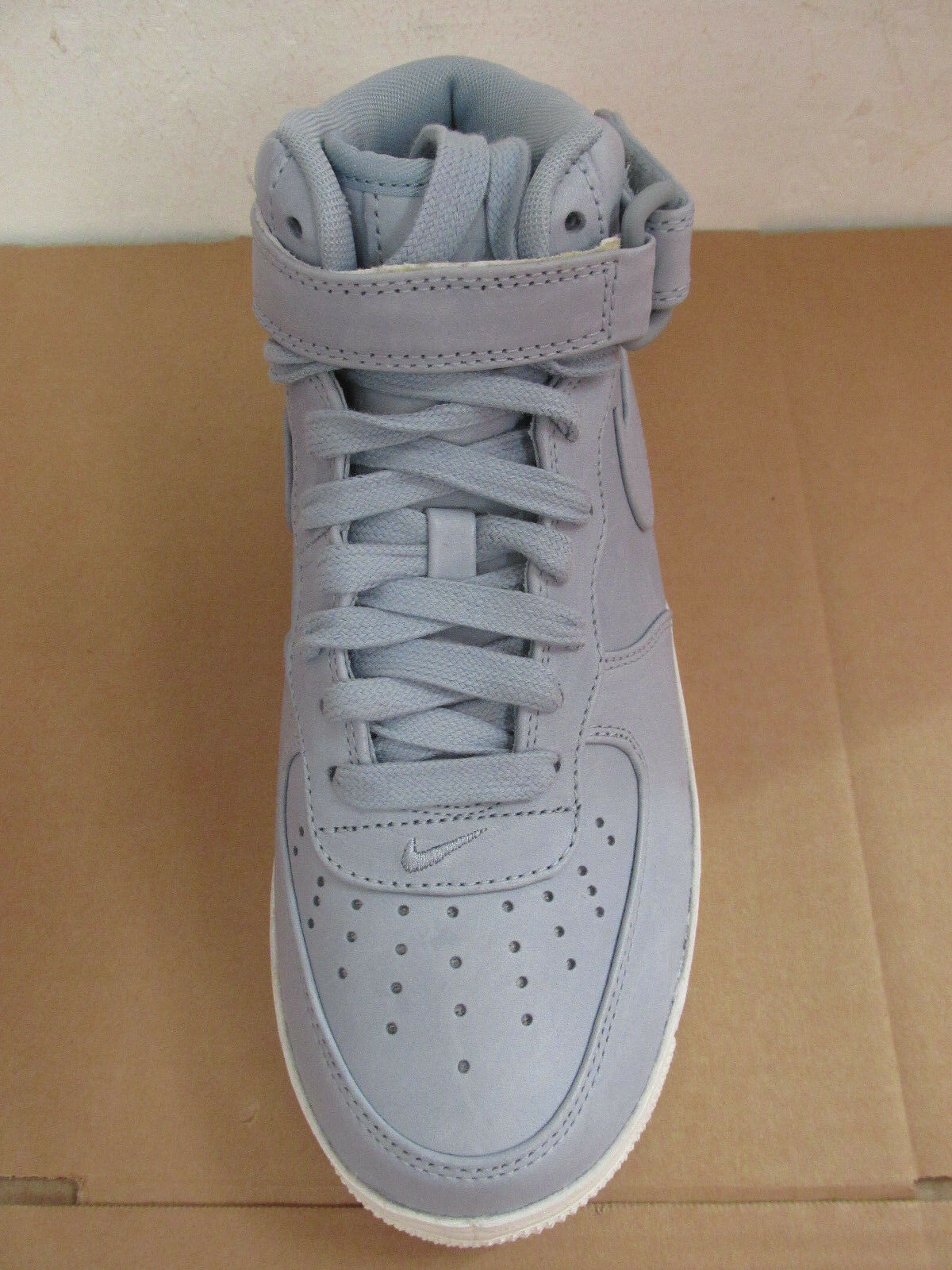 nikelab air running force 1 mid mens running air trainers 905619 400 sneakers CLEARANCE b6206c