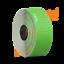 Fizik-Tempo-Superlight-Microtex-Classic-2mm-Bike-Handle-Bar-Tape-Black-Red-White thumbnail 8