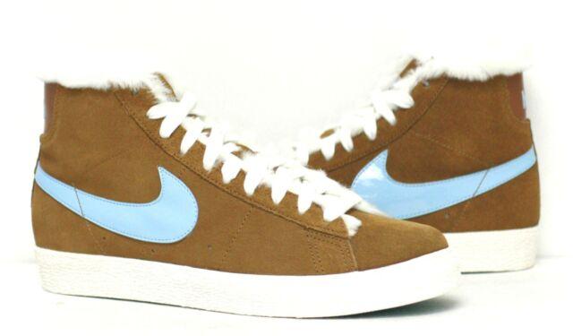 Nike Blazer Fur BOOTS Shoes 407898-201