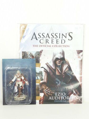 Assassin/'s Creed Hachette officiel collection-Numéro 02-Ezio Auditore