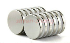 10pcs Super Strong Round Magnets 30 Mm X 3 Mm Disc Rare Earth Neo Neodymium N50