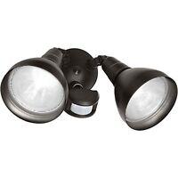 Brinks 7141b 2-head Par Floodlight 180-degree Light, New, Free Shipping