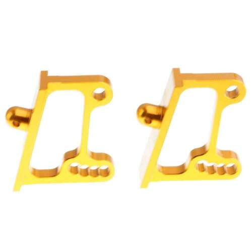 RC 106045(06020)Gold Aluminum Wing Adjustable Mount Fit HSP 1//10 Off-Road Buggy