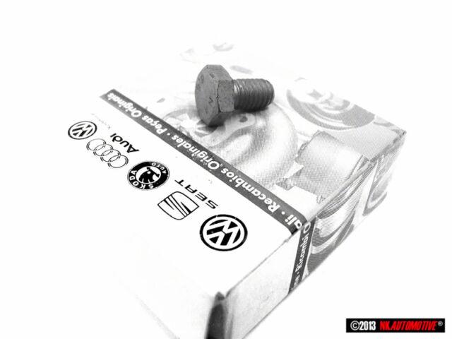 Jetta MK2 Genuine VW Brake Disc Cover  Dust Shield Hexagon Bolt Nos
