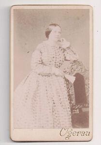 Vintage-CDV-Unknown-French-Woman-Ogerau-Photo-Paris