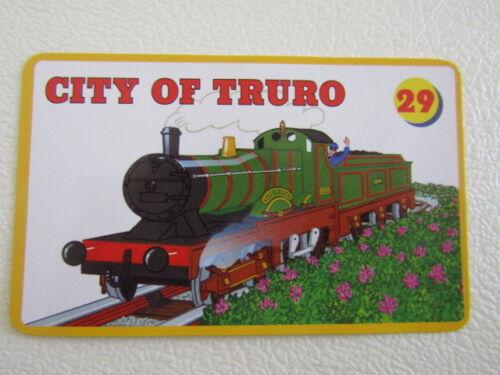 e13 ERTL 1998 THOMAS THE TANK ENGINE /& FRIENDS TRADE CARDS Variants