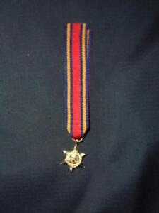 Nuevo-Britanico-Militar-Real-Marino-Ejercito-Raf-WW2-Birmania-Estrella-Medalla