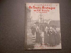 UN-TOUR-DE-BRETAGNE-AU-XXe-SIECLE-GOURVIL-GUIDE-TOURISTIQUE-ANCIEN